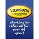 Lawson's Liquidations Logo