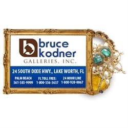 Bruce Kodner Galleries Logo
