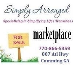 Simply Arranged Marketplace Liquidations Logo