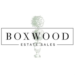 Boxwood Estate Sales Logo
