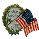Old Glory Auctions And Estate Sales Logo