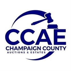 Champaign County Auctions & Estates Logo