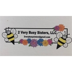 2 Very Busy Sisters LLC Logo