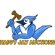 Happy Jay Auctions Logo