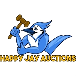 Happy Jay Auctions Logo