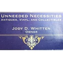 Unneeded Necessities Logo