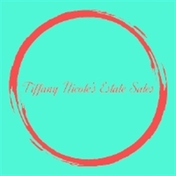 Tiffany Nicole's Estate Sales Logo