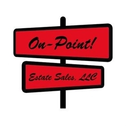 On-Point Estate Sales, LLC Logo