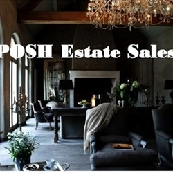 Palmetto Estate Liquidators/Posh Estate Sales Logo