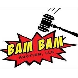 Bam Bam Auction, LLC Logo