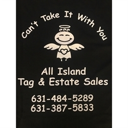 All Island Tag And Estate Sales Logo