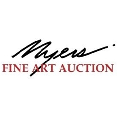 Myers Auction Gallery Logo