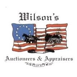 Wilson's Auctioneers & Appraisers Logo