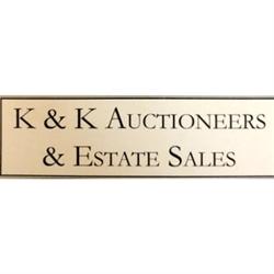 K&k Estate Sales Logo