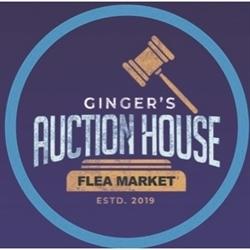 Ginger's Auction House Logo