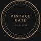 Vintage Kate Estates Logo