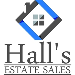 Hall's Estate Sales Logo