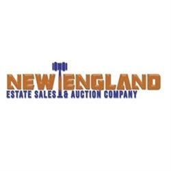 New England Estate Sales And Auction Company Logo
