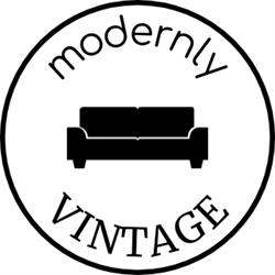 Modernly Vintage Logo