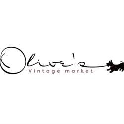 Olive's Vintage Market Logo