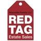 Red Tag Estate Sales Logo