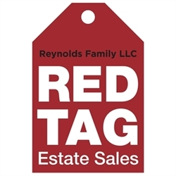 Red Tag Estate Sales Logo