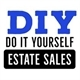 Diy Do It Yourself Estate Sales Logo