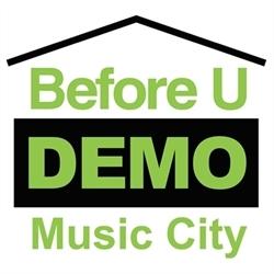 Before U Demo Music City Logo