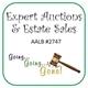 Expert Auctions & Estate Sales Logo