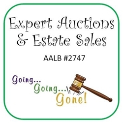 Expert Auctions & Estate Sales Logo