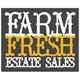 Farm Fresh Estate Sales Logo