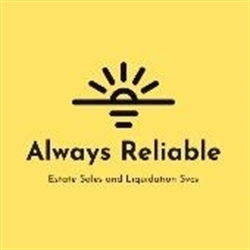 Always Reliable Estate Sales And Liqudation Services LLC Logo