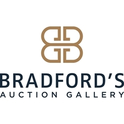 Bradfords Auction Gallery Logo