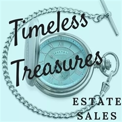 Timeless Treasures Estate Sales LLC Logo