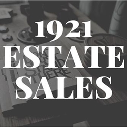 1921 Estate Sales Logo