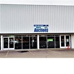 Don's Auction Logo