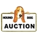 Hound Dog Auction & Realty Logo