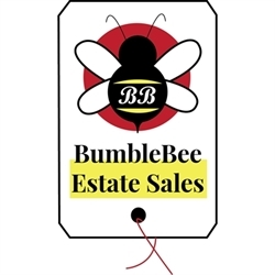 Bumble Bee Estate Sales Logo