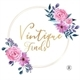 Vintique Finds Logo
