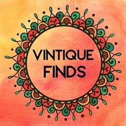 Vintique Finds Logo