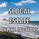 Slocal Estate Auctions, LLC Logo