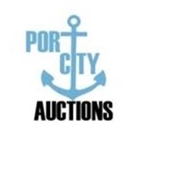Port City Auctions Logo