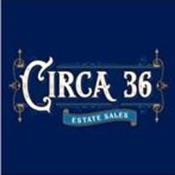 Circa 36 Estate Sales Logo