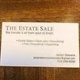 The Estate Sale By Js Logo