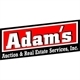 Adam's Auction & Real Estate Services, Inc Logo