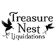 Tresure Nest Auctions Logo