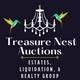 Tresure Nest Auctions Logo