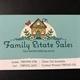 Family Estate Sales Logo
