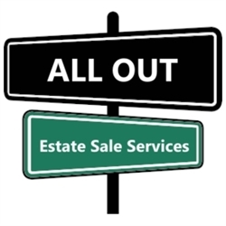 All Out Estate Sale Services, LLC Logo