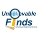 Unbelievable Finds Logo